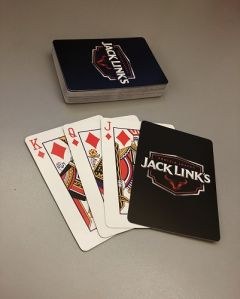 Jack Link's Playing Cards