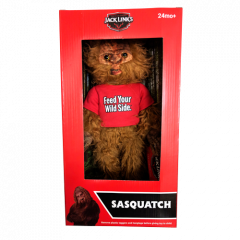 Sasquatch Plush with Box