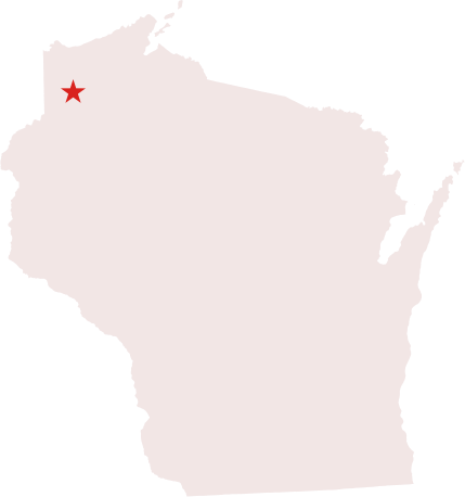 state of wisconsin outline